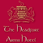 logo Olivia Duff, Headfort Arms Hotel