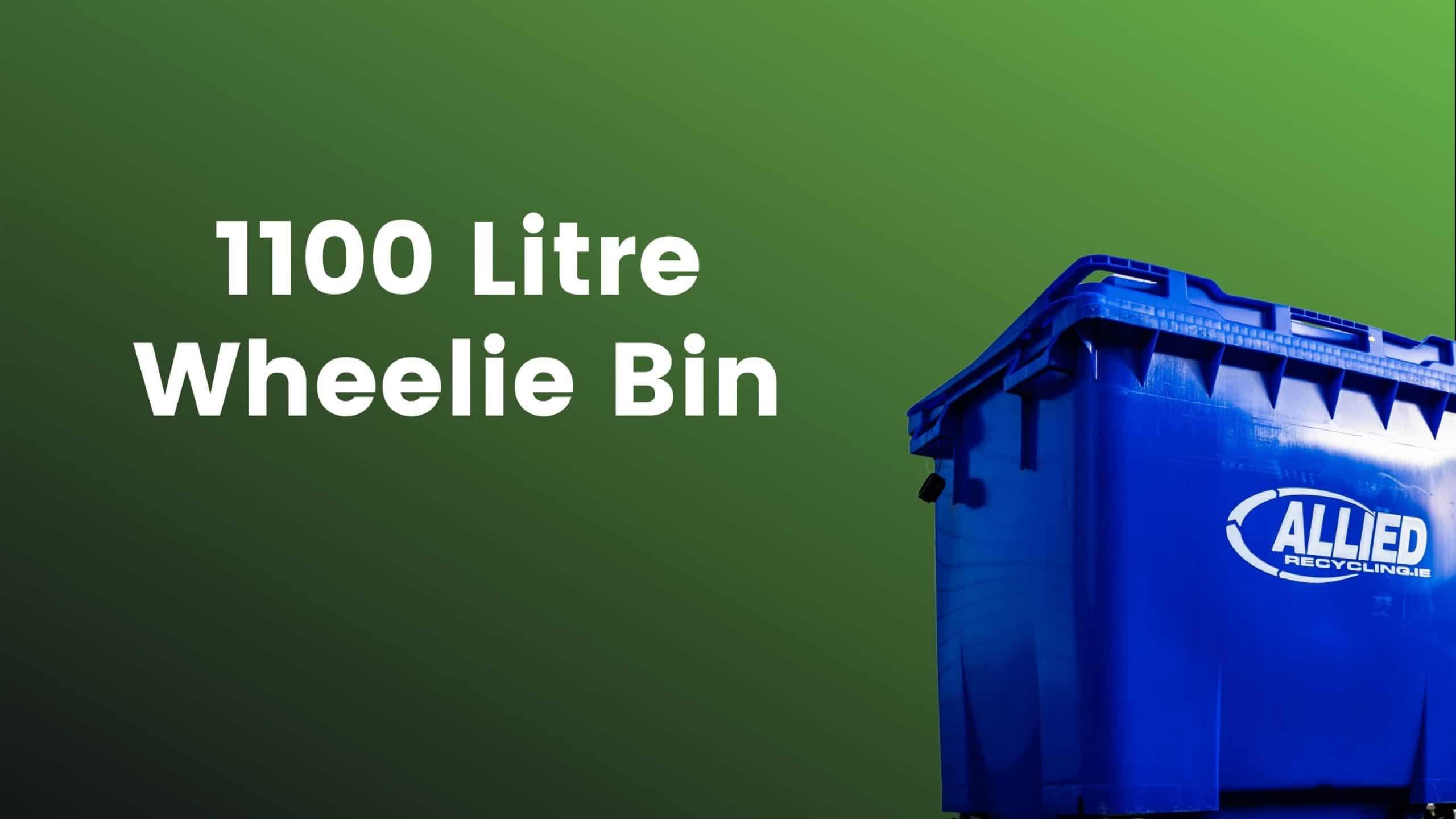 Allied blue bin